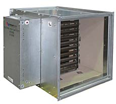 Electric Duct Heater Battery